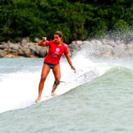 A carioca Chloé Calmon vai disputar as semifinais do Mundial de Longboard da World Surf League pelo segundo ano consecutivo na China.