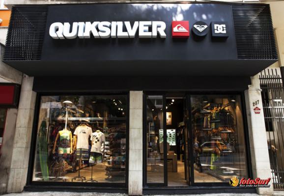 Quiksilver inaugura duas lojas no Rio de Janeiro Detentora das marcas Quiksilver, Roxy e DC Shoes, empresa pretende abrir novos pontos de venda nas principais cidades brasileiras