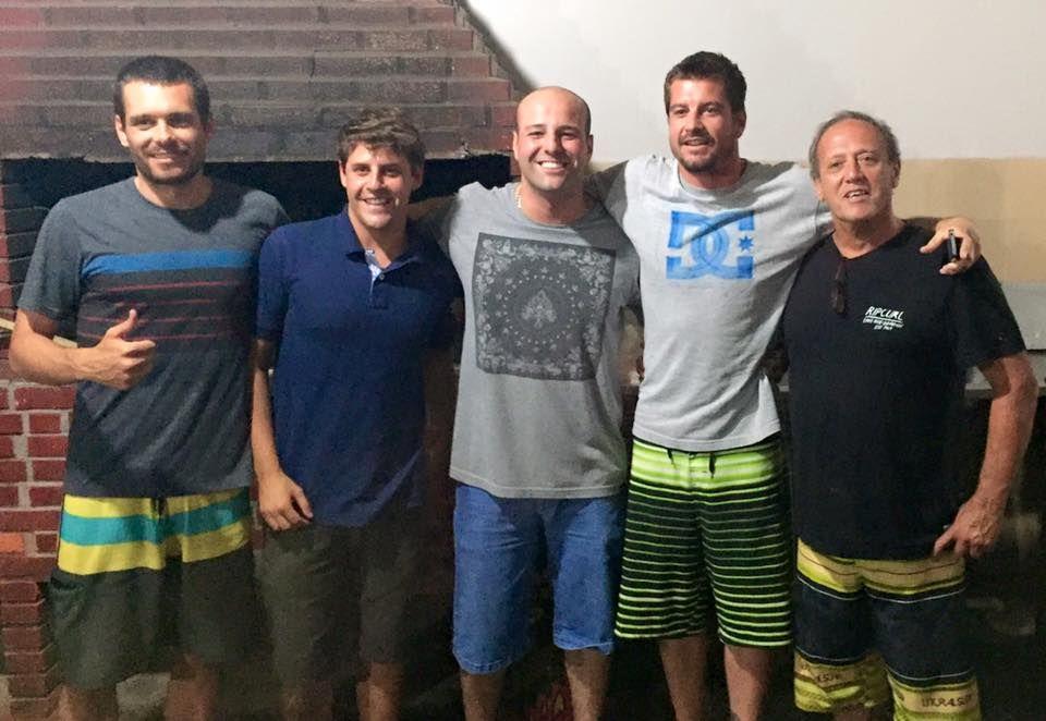 Gustavo Canella é o novo presidente da Associação dos Surfistas de Torres