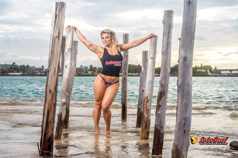 Rafaela Fiorani é a Nova Garota FotoSurf