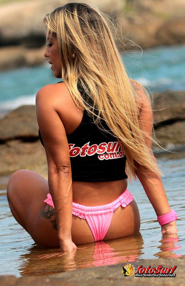 surfista e personal trainer