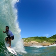 Surfista Willian Cardoso