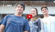 """Novidades da família Medina para 2017 com a com a inauguração do projeto """"Instituto Gabriel Medina"""", na Praia de Maresias, […]"""
