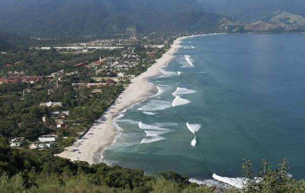 Maresias, São Sebastião, um dos points mais badalados do litoral Norte paulista