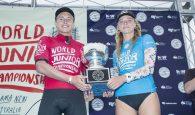 Os australianos Ethan Ewing e Macy Callaghan venceram o World Surf League Junior Championship e festejaram os últimos títulos mundiais […]