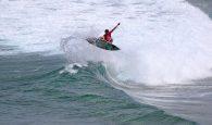 Depois de um dia parado, o World Surf League Junior Championship 2016 retornou no domingo e os brasileiros Weslley Dantas […]
